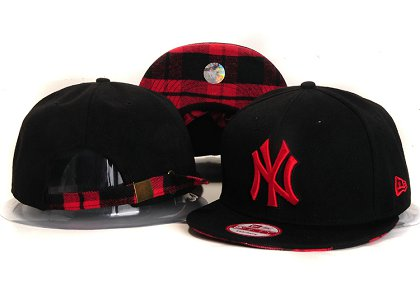 New York Yankees New Type Snapback Hat YS9T07
