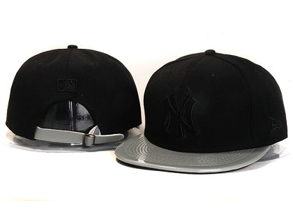 New York Yankees New Type Snapback Hat YS9T11