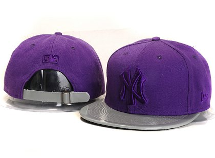 New York Yankees New Type Snapback Hat YS9T12