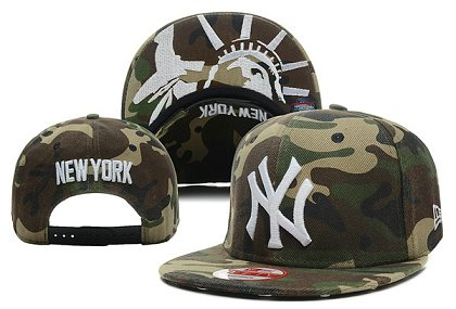 New York Yankees Snapback Hat XDF-Q