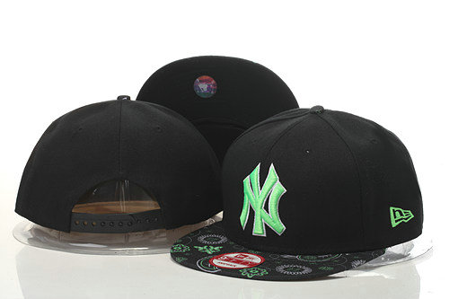 New York Yankees Snapback Black Hat 2 GS 0620