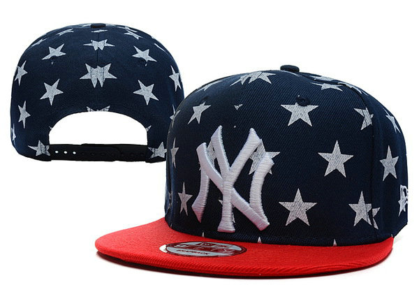 New York Yankees Snapback Hat XDF 1
