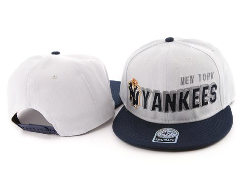 New York Yankees 47 Brand Snapback Hat YS05