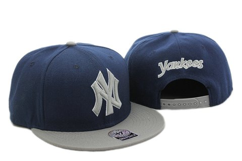 New York Yankees 47 Brand Snapback Hat YS17