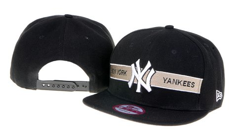 New York Yankees MLB Snapback Hat 60D2