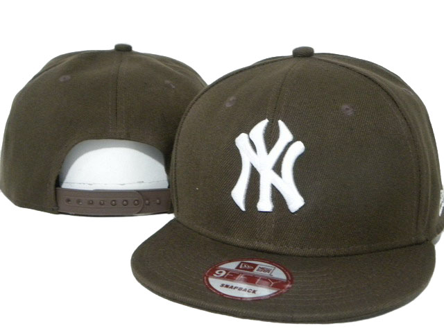 New York Yankees MLB Snapback Hat DD01