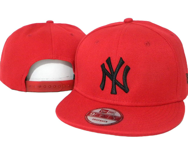 New York Yankees MLB Snapback Hat DD02