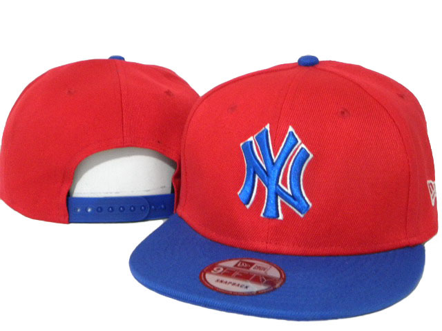 New York Yankees MLB Snapback Hat DD03
