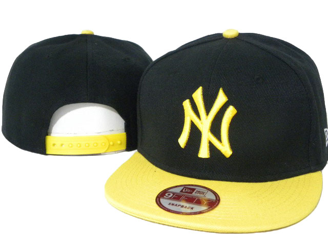 New York Yankees MLB Snapback Hat DD05