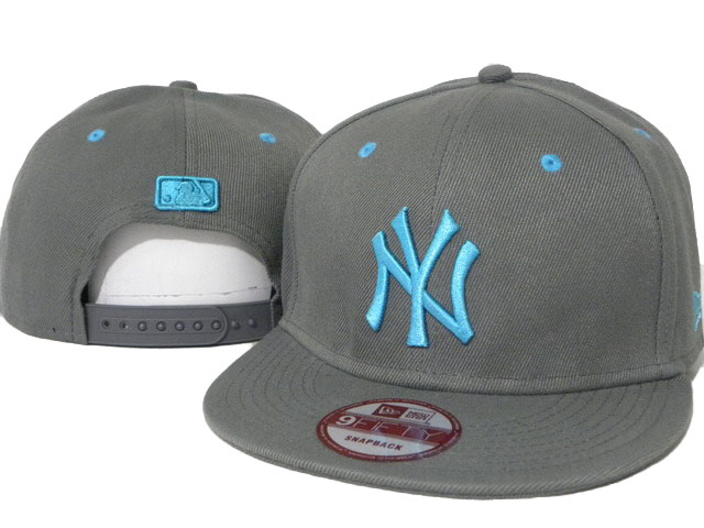 New York Yankees MLB Snapback Hat DD06