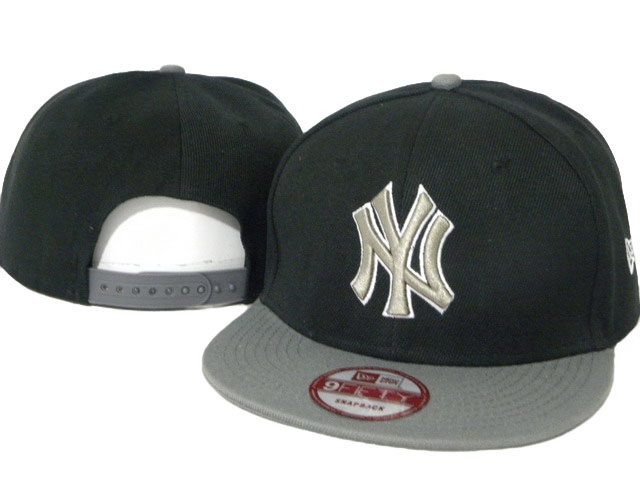 New York Yankees MLB Snapback Hat DD08