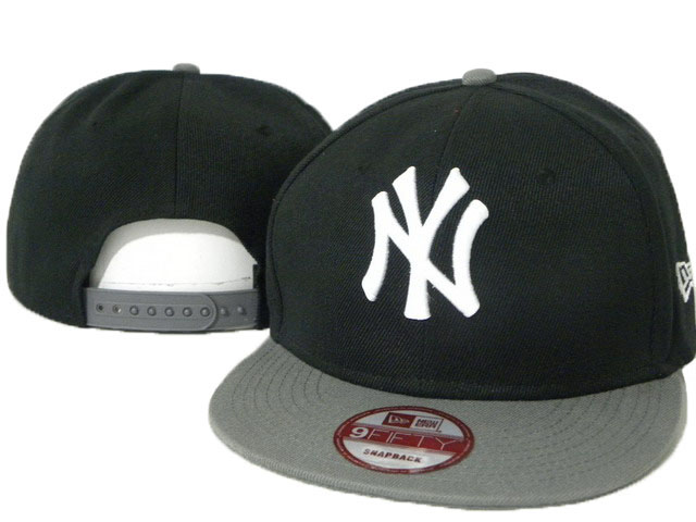 New York Yankees MLB Snapback Hat DD09
