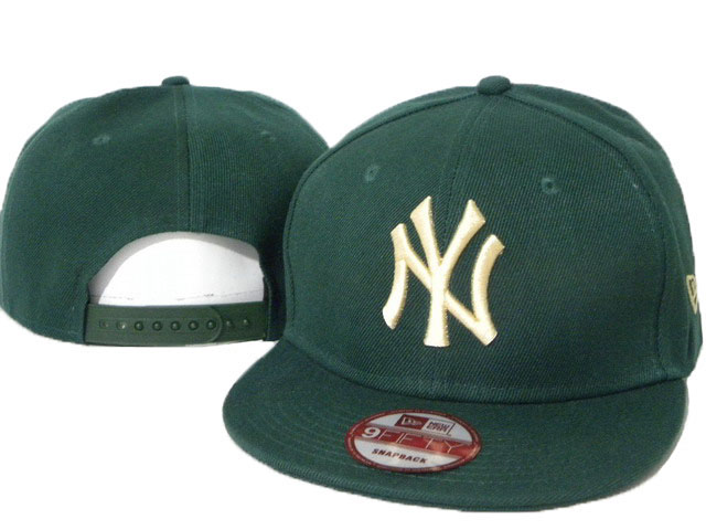 New York Yankees MLB Snapback Hat DD11