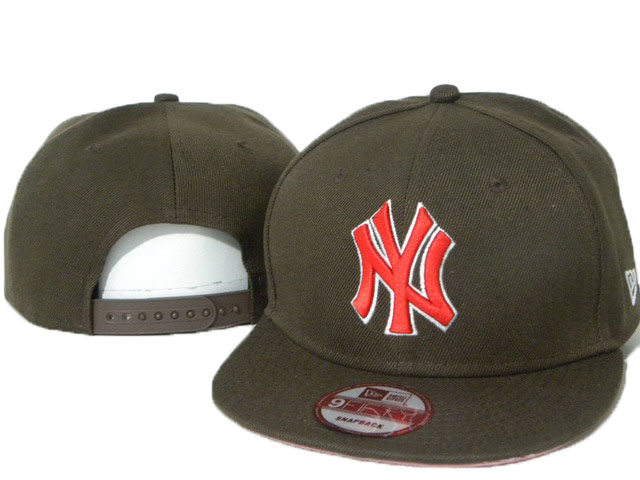 New York Yankees MLB Snapback Hat DD12