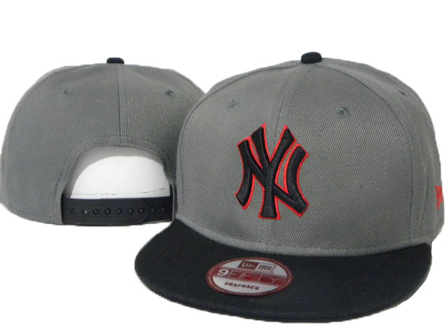 New York Yankees MLB Snapback Hat DD14