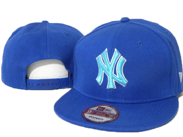 New York Yankees MLB Snapback Hat DD15
