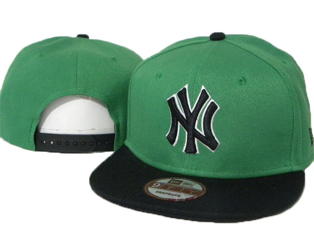 New York Yankees MLB Snapback Hat DD16