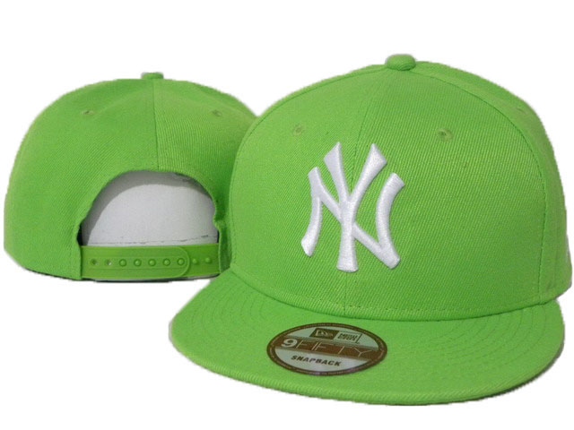 New York Yankees MLB Snapback Hat DD19