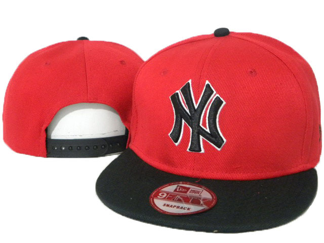New York Yankees MLB Snapback Hat DD21