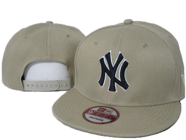 New York Yankees MLB Snapback Hat DD22
