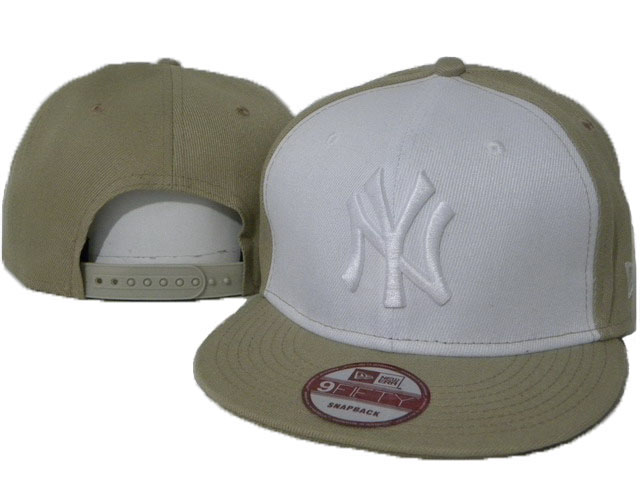 New York Yankees MLB Snapback Hat DD23