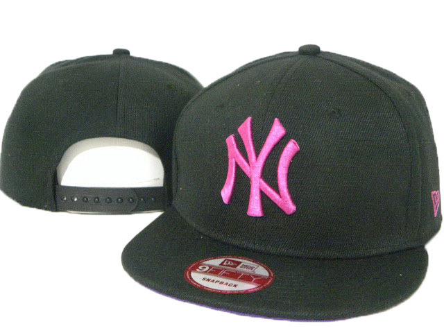 New York Yankees MLB Snapback Hat DD24