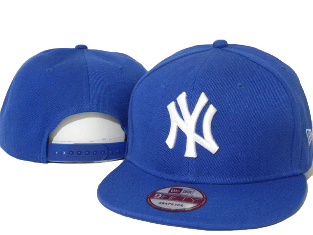 New York Yankees MLB Snapback Hat DD25