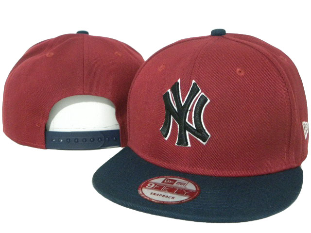 New York Yankees MLB Snapback Hat DD26