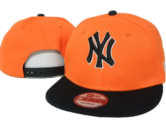 New York Yankees MLB Snapback Hat DD27