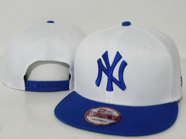 New York Yankees MLB Snapback Hat DD29
