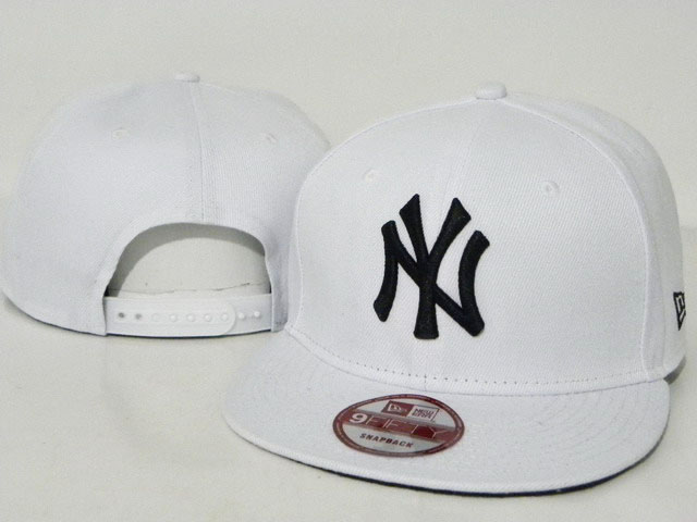 New York Yankees MLB Snapback Hat DD30
