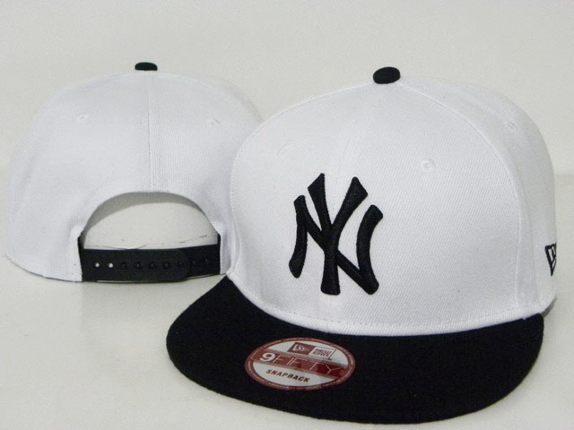 New York Yankees MLB Snapback Hat DD31