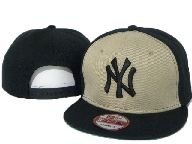 New York Yankees MLB Snapback Hat DD32