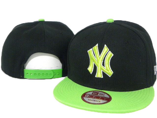 New York Yankees MLB Snapback Hat DD33