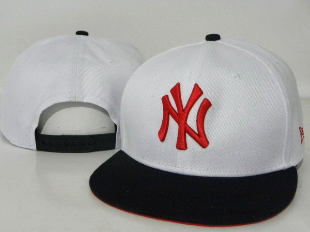 New York Yankees MLB Snapback Hat DD35