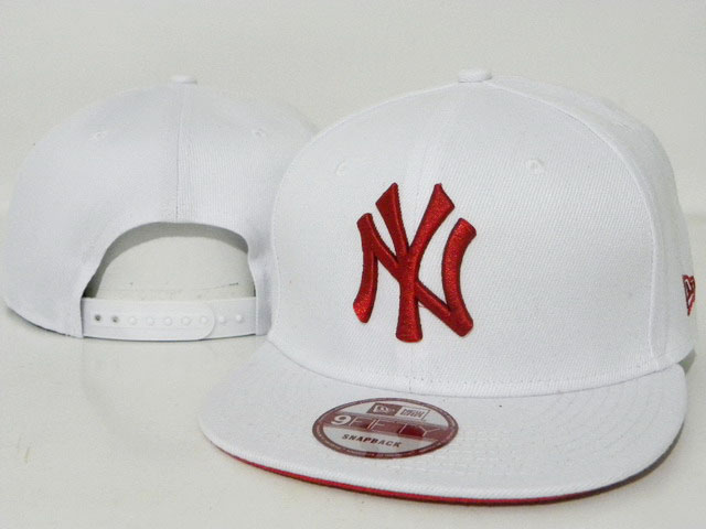 New York Yankees MLB Snapback Hat DD36