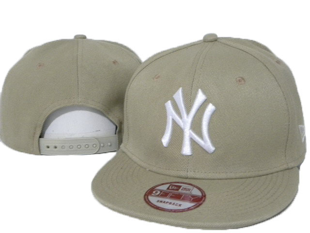 New York Yankees MLB Snapback Hat DD37