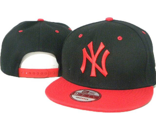 New York Yankees MLB Snapback Hat DD38