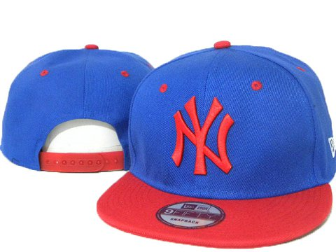 New York Yankees MLB Snapback Hat DD40