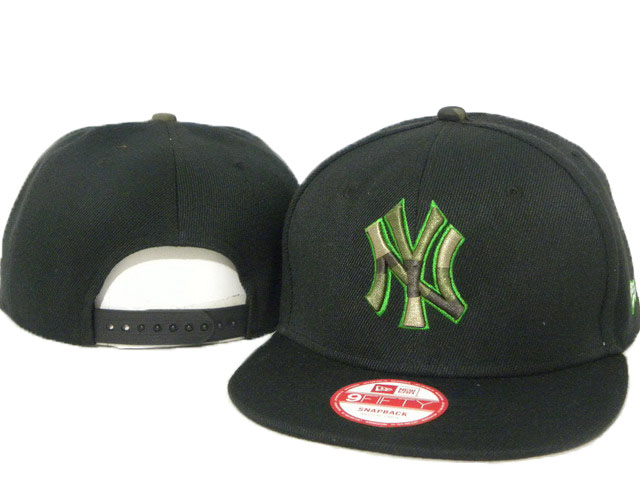 New York Yankees MLB Snapback Hat DD41