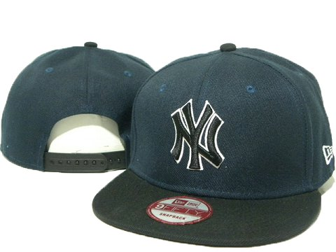 New York Yankees MLB Snapback Hat DD42