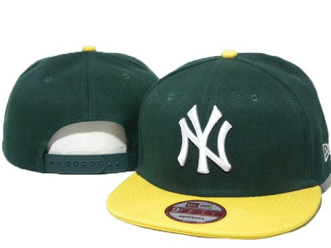 New York Yankees MLB Snapback Hat DD43
