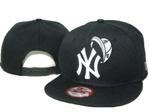 New York Yankees MLB Snapback Hat DD46