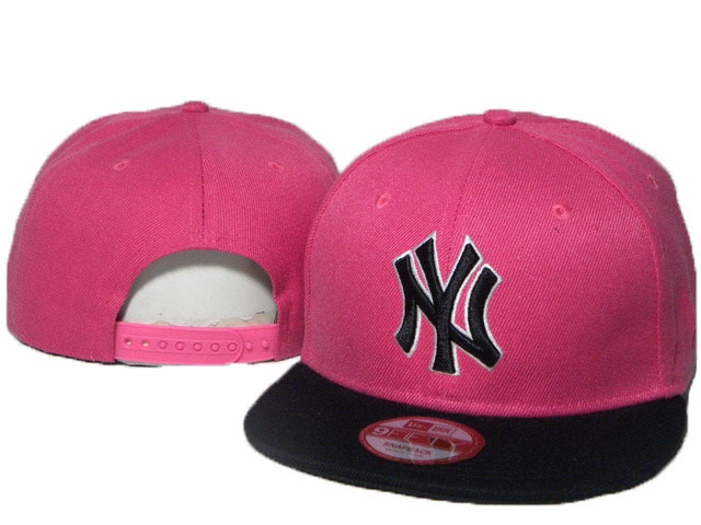 New York Yankees MLB Snapback Hat DD48