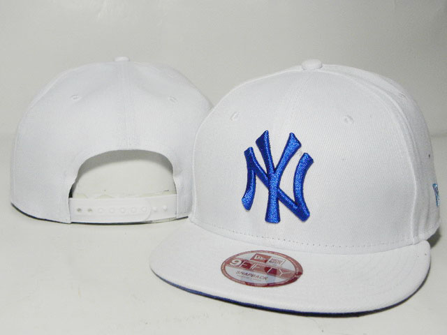 New York Yankees MLB Snapback Hat DD49