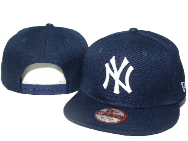 New York Yankees MLB Snapback Hat DD50