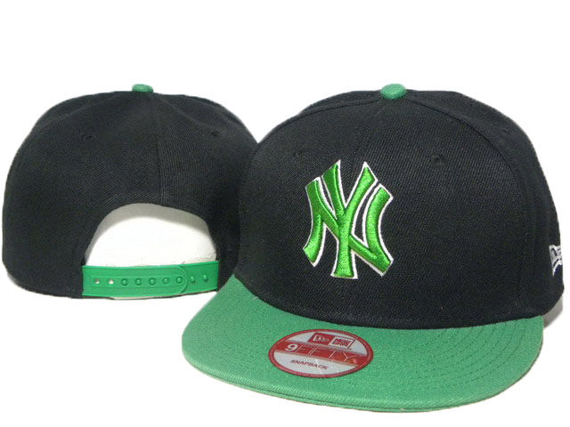 New York Yankees MLB Snapback Hat DD52