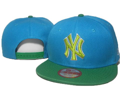 New York Yankees MLB Snapback Hat DD54