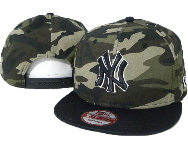 New York Yankees MLB Snapback Hat DD55