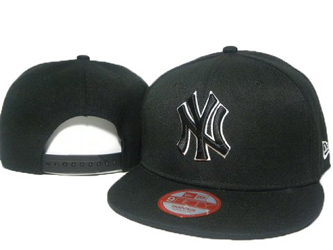 New York Yankees MLB Snapback Hat DD56